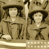Girl Scouts of the Commonwealth of Virginia 100th Anniversary Exhibit