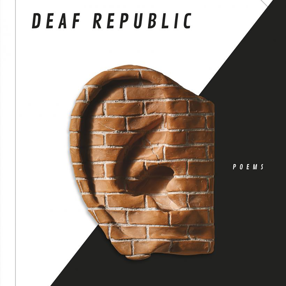 Cover of Deaf Republic by Ilya Kaminsky