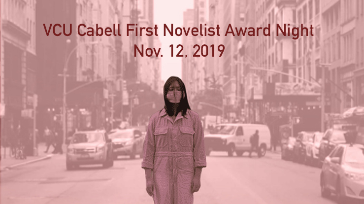 'Severence' receives Cabell First Novelist Award for 2019